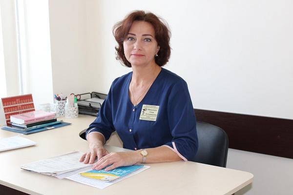 Михальчук Олена Володимирівна