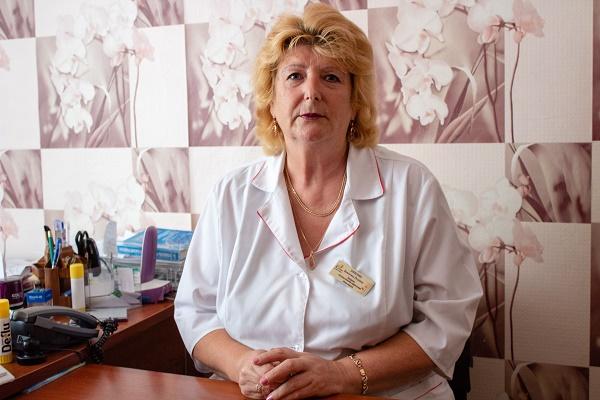 Олексенко Валентина Петрівна