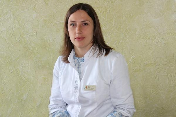 Повх Оксана Петрівна