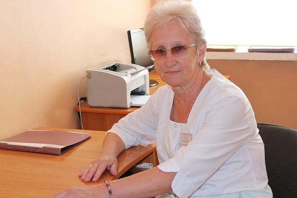 Прокурат Ніна Миколаївна