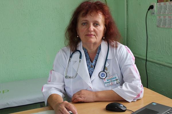 Вознюк Тамара Миколаївна