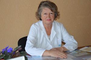 Белютіна Ірина Гнатівна