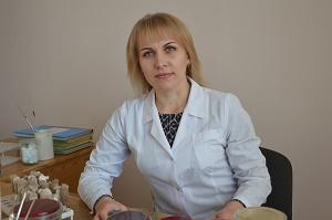 Хилюк Людмила Олександрівна