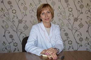 Гончарова Лариса Миколаївна