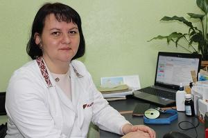 Костюк Людмила Іванівна