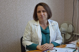 Решетілова Ольга Миколаївна