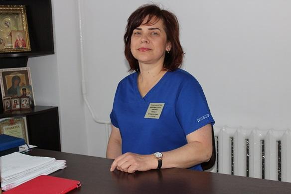 Гаврилюк Світлана Володимирівна