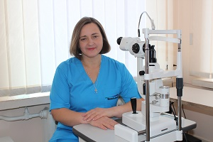 Дмитрук Тетяна Сергіївна