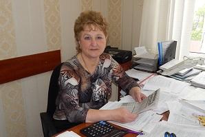 Михальчевська Галина Павлівна