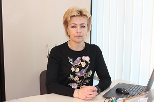 Шумин Анжела Миколаївна