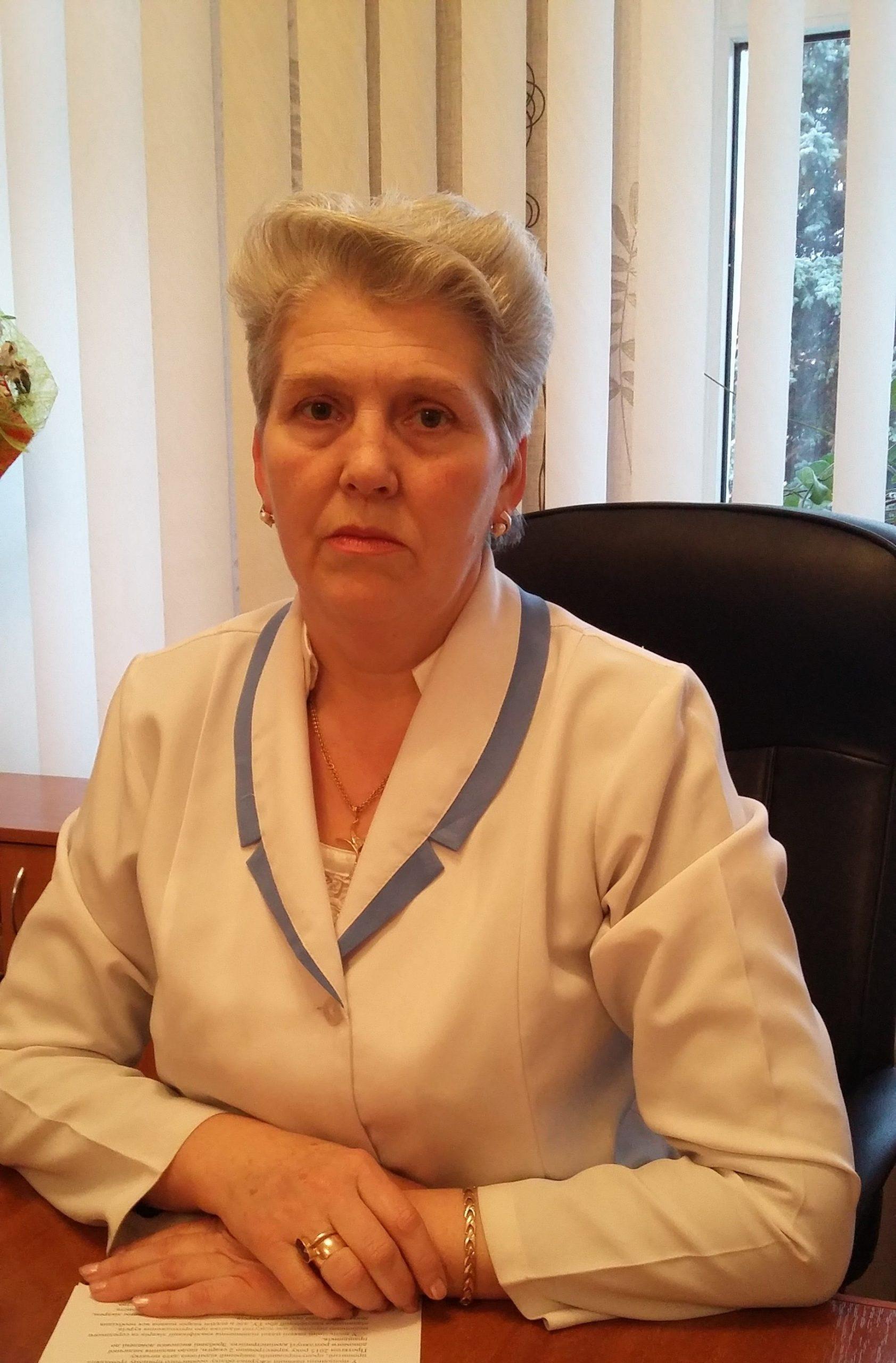 Івахнюк Людмила Михайлівна